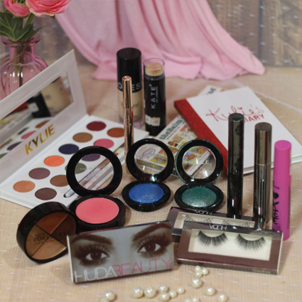 binshekhan makeup accessories